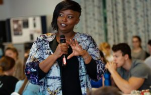 Vortrag Frauenhandel - Weltfrauentag