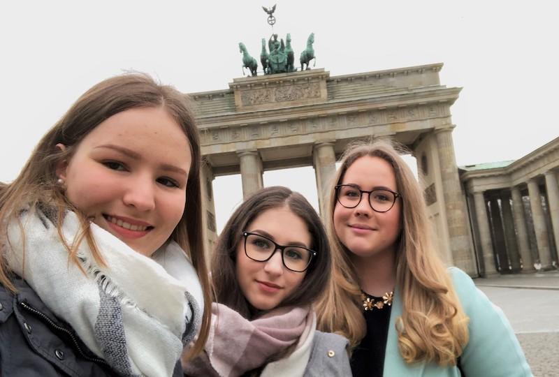 Berlin ohne ITB aber mit Brandenburger Tor