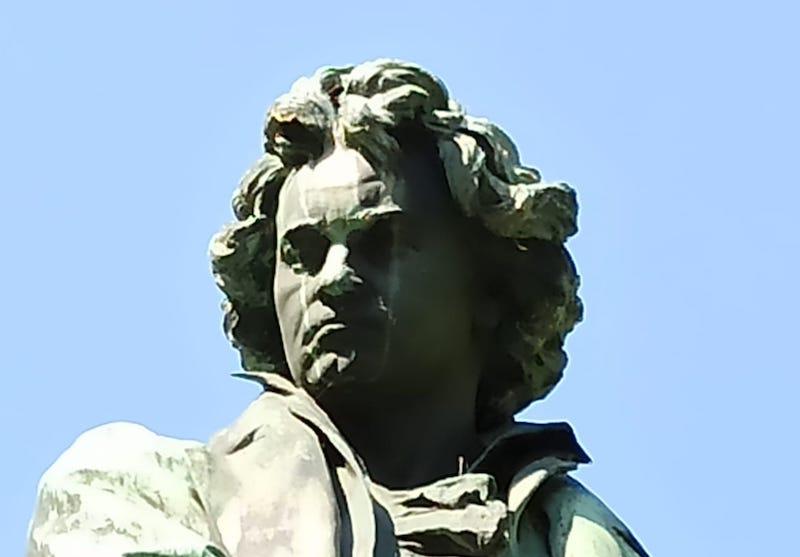 Beethoven in der Bergheidengasse?